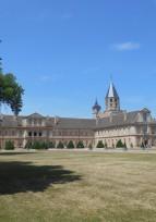 Réunion Annuelle de MP71 à l'Abbaye de Cluny - 7-11-2015