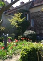 """""""L'aménagement du jardin autour de la maison rurale""""-samedi 10 juin 2017-MP71 et le CAUE71 vous invitent à une journée découverte"""