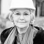 Portrait d'Hélène Delorme, déléguée de MPYonne