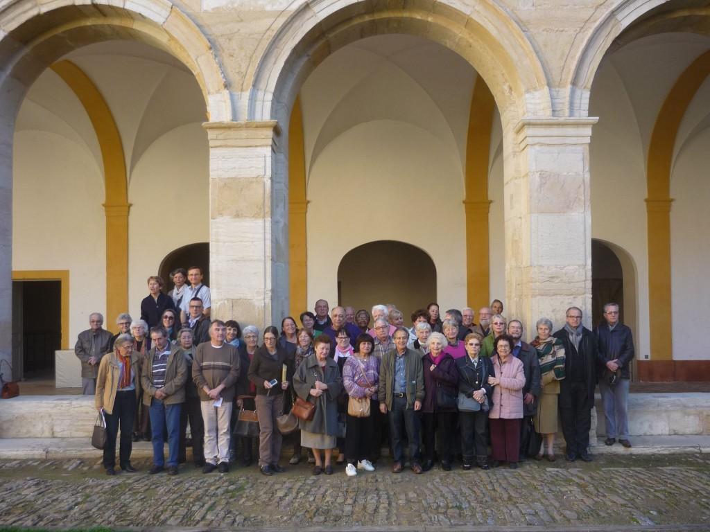 Maisons Paysannes 71 AG cinquantenaire ENSAM Cluny