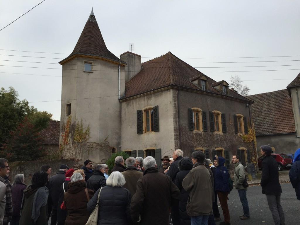 Maison ancienne de Perrecy