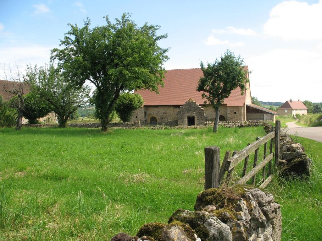 Grange à Oyé (Dominique Fayard)