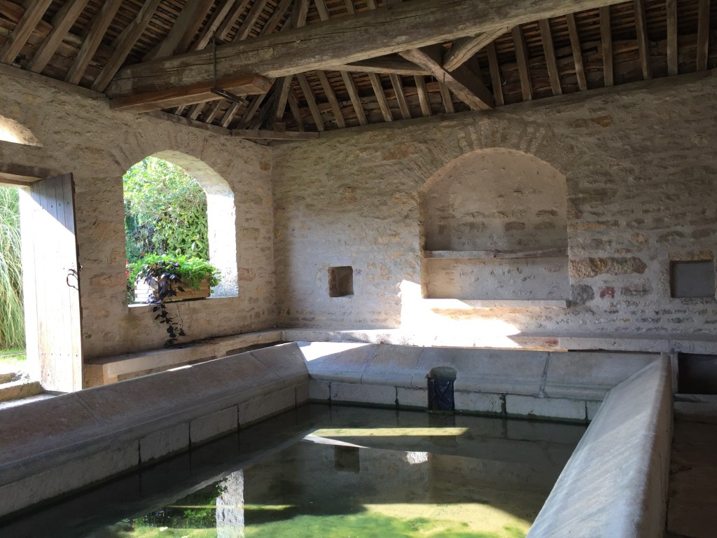 LAIVES Lavoir de Sermaisey