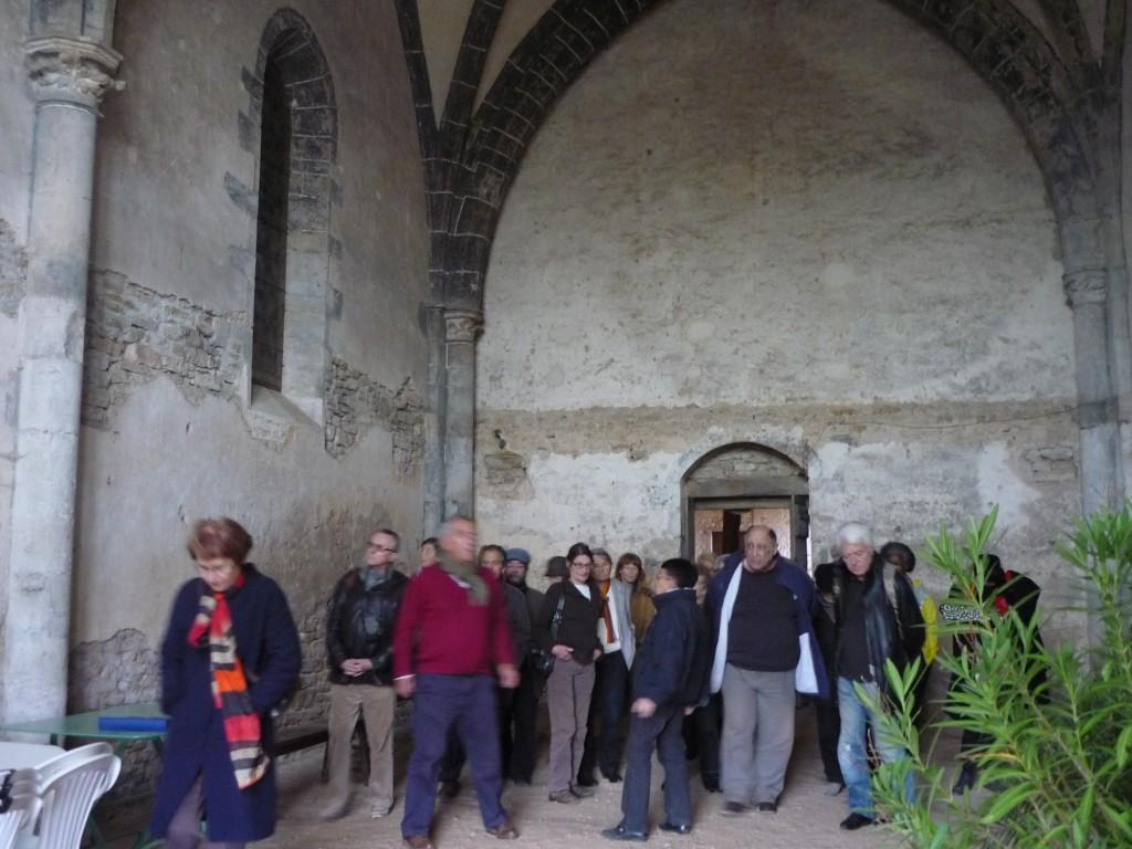Chapelle du doyenné de Mazille