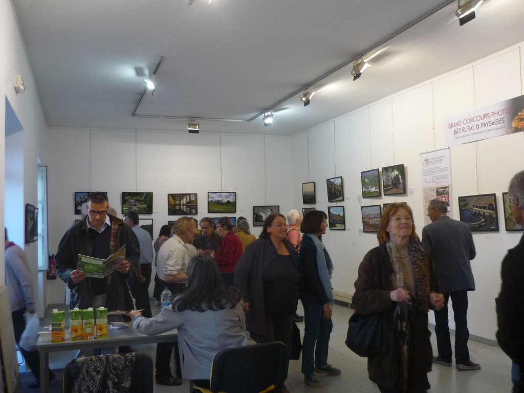 Expo photos Maisons Paysannes de France 2015 CLUNY
