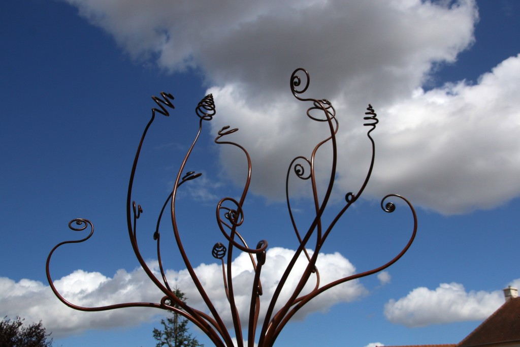 Sculpture de Boris Caron